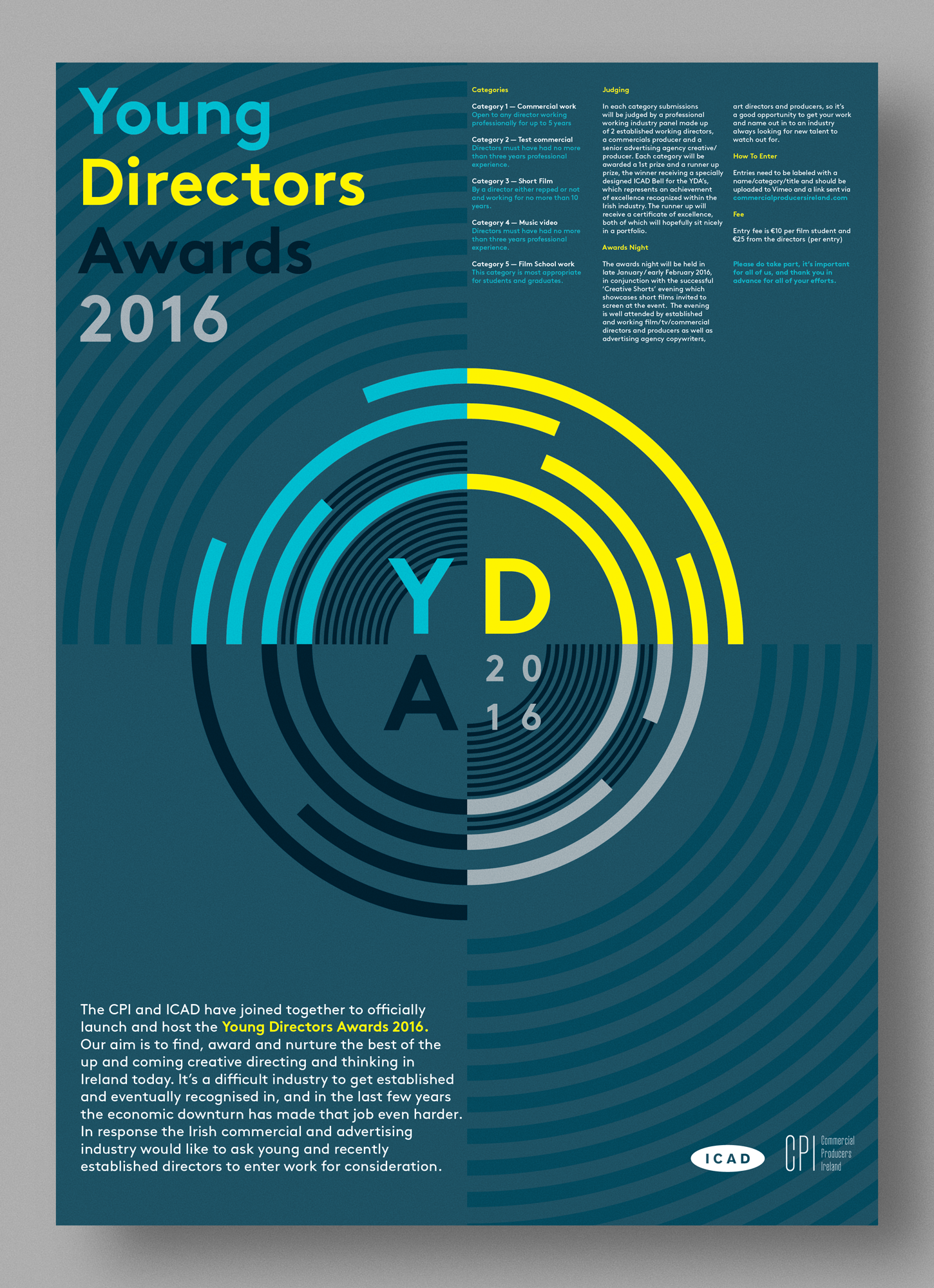 Cover image: YDA2016