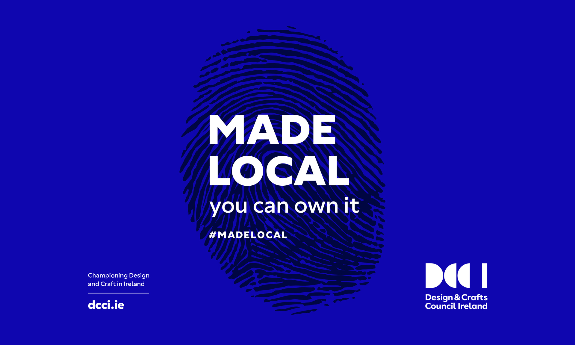 Cover image: Design & Crafts Council Ireland: Made Local