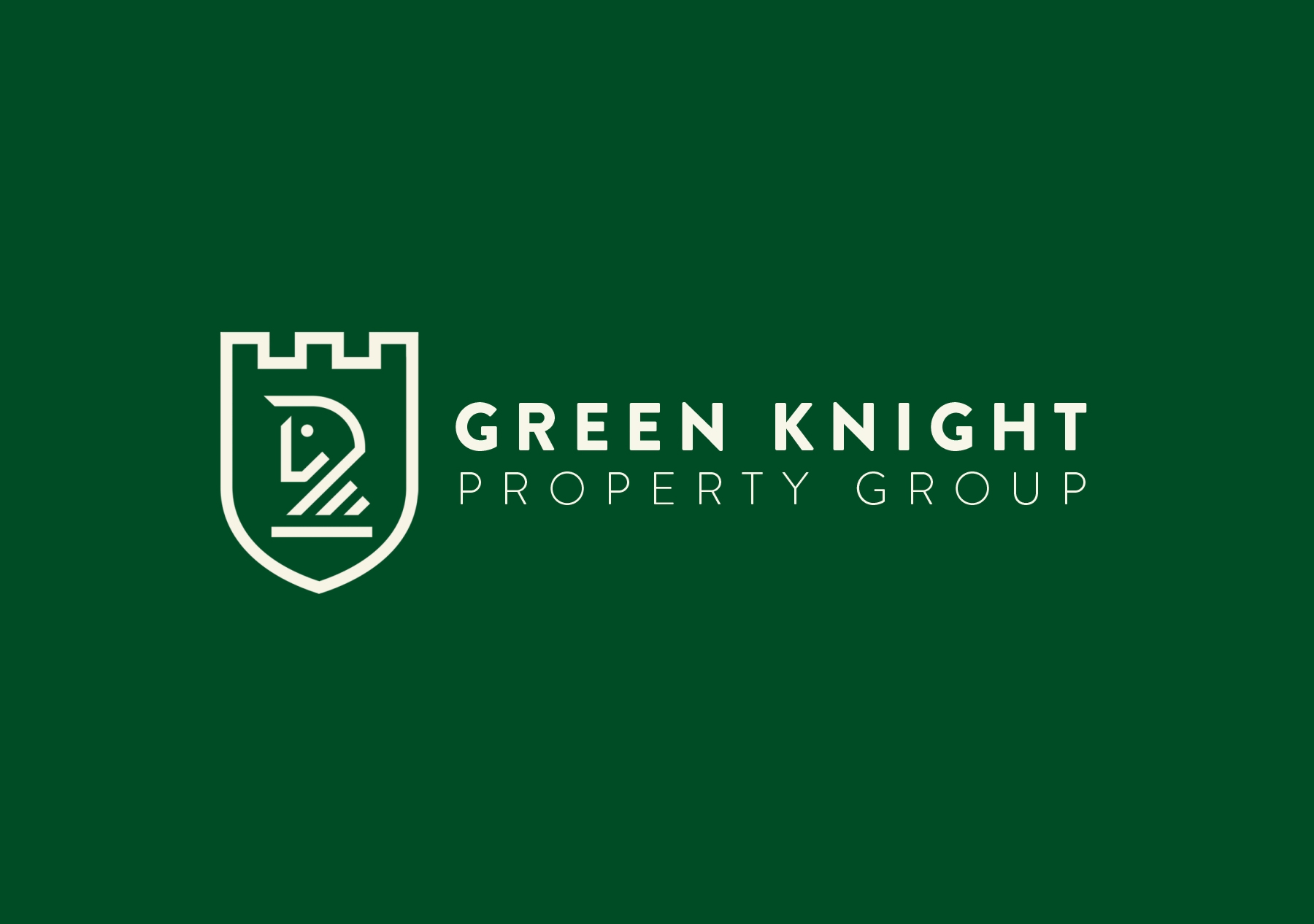 Cover image: Green Knight Property Group