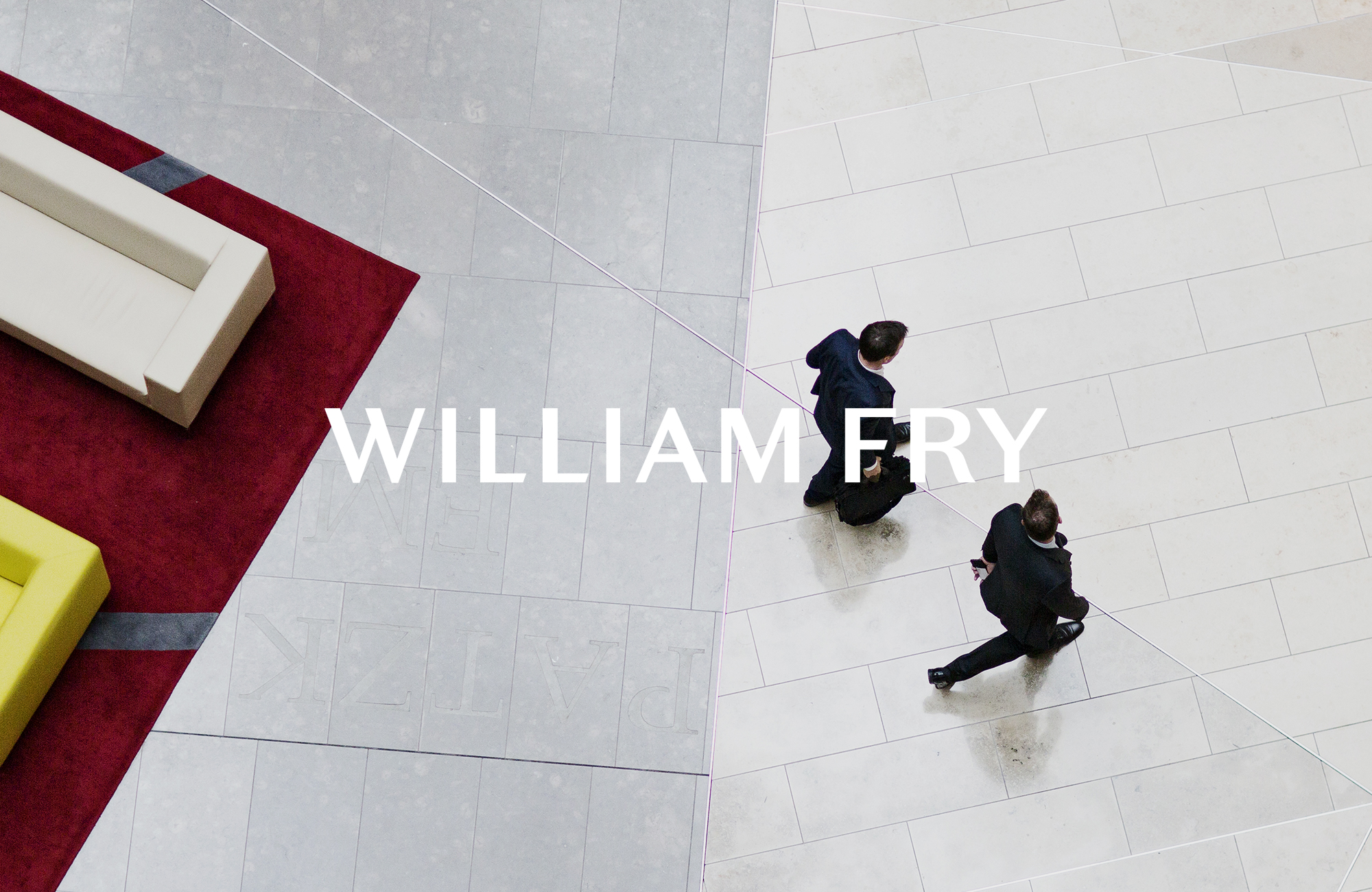 Cover image: William Fry – Visual Identity
