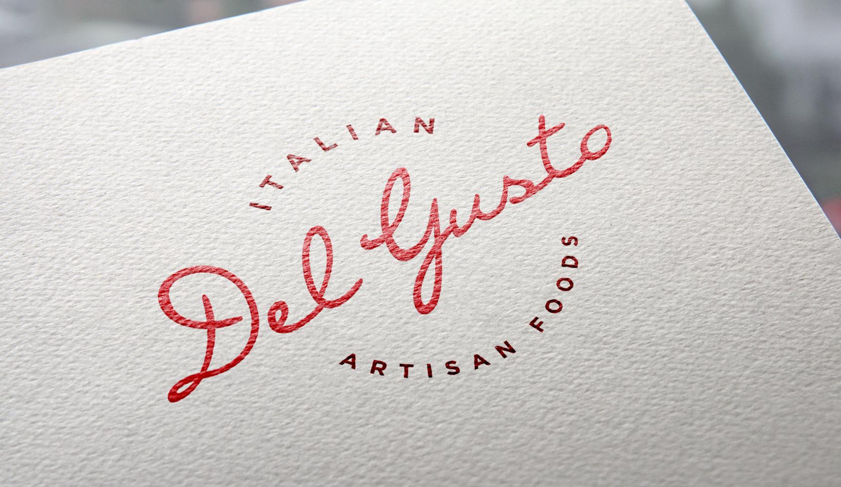 Cover image: Del Gusto Rebrand