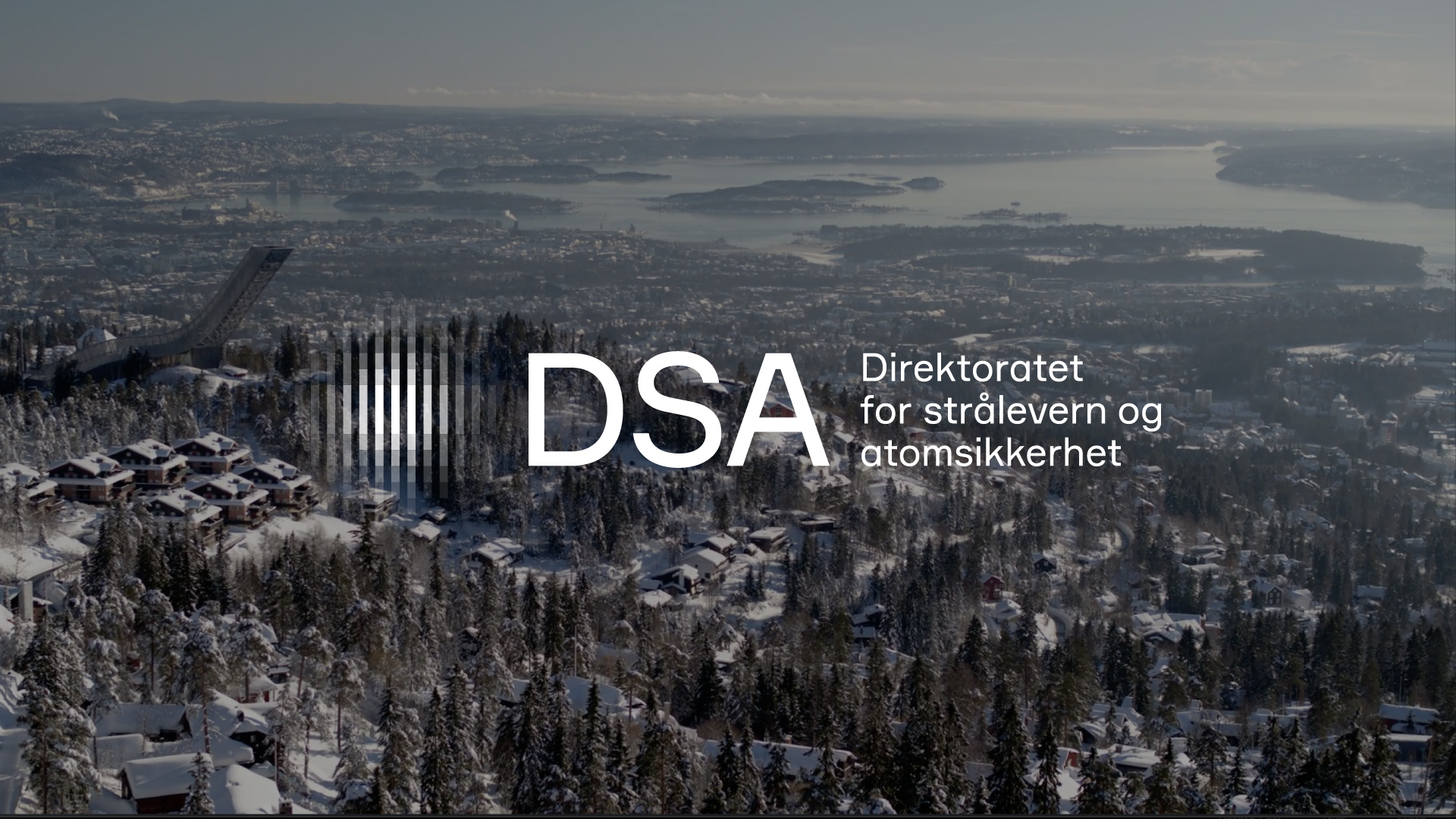 Cover image: Norwegian Radiation and Nuclear Safety Authority (DSA)