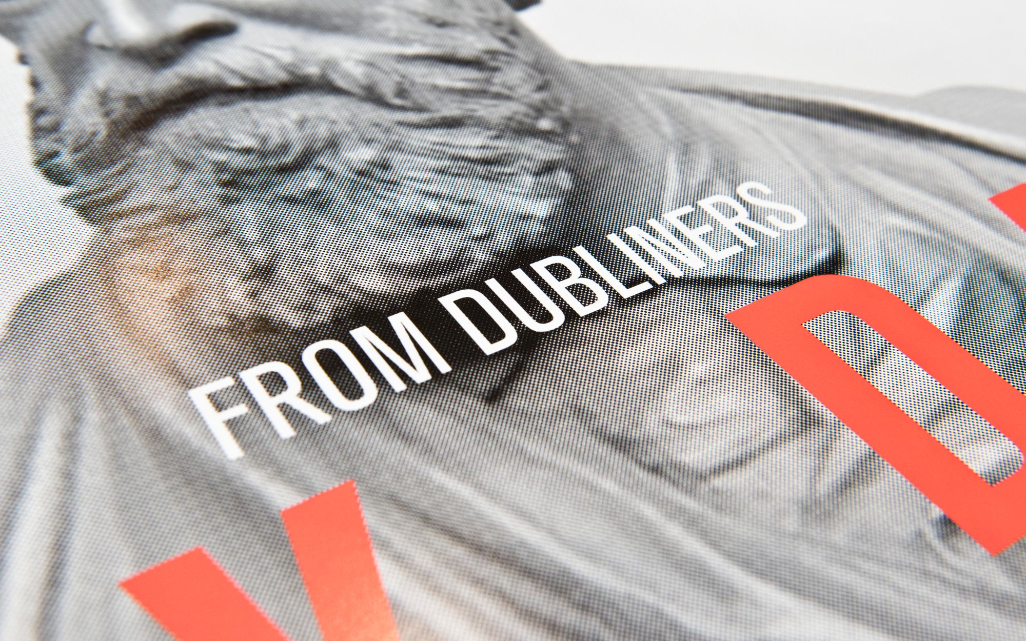 Cover image: Dubliners Poster