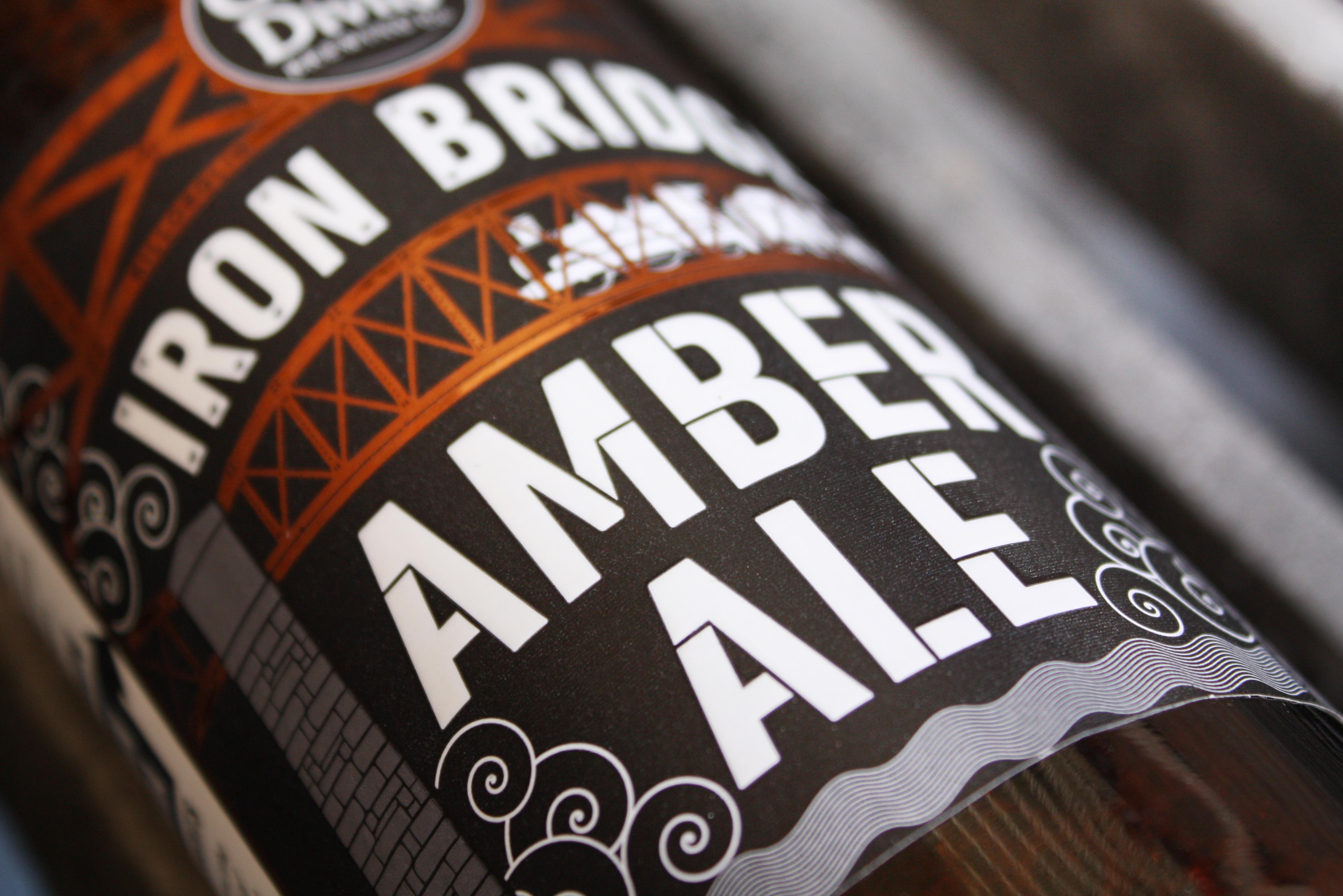 Cover image: Iron Bridge Amber Ale