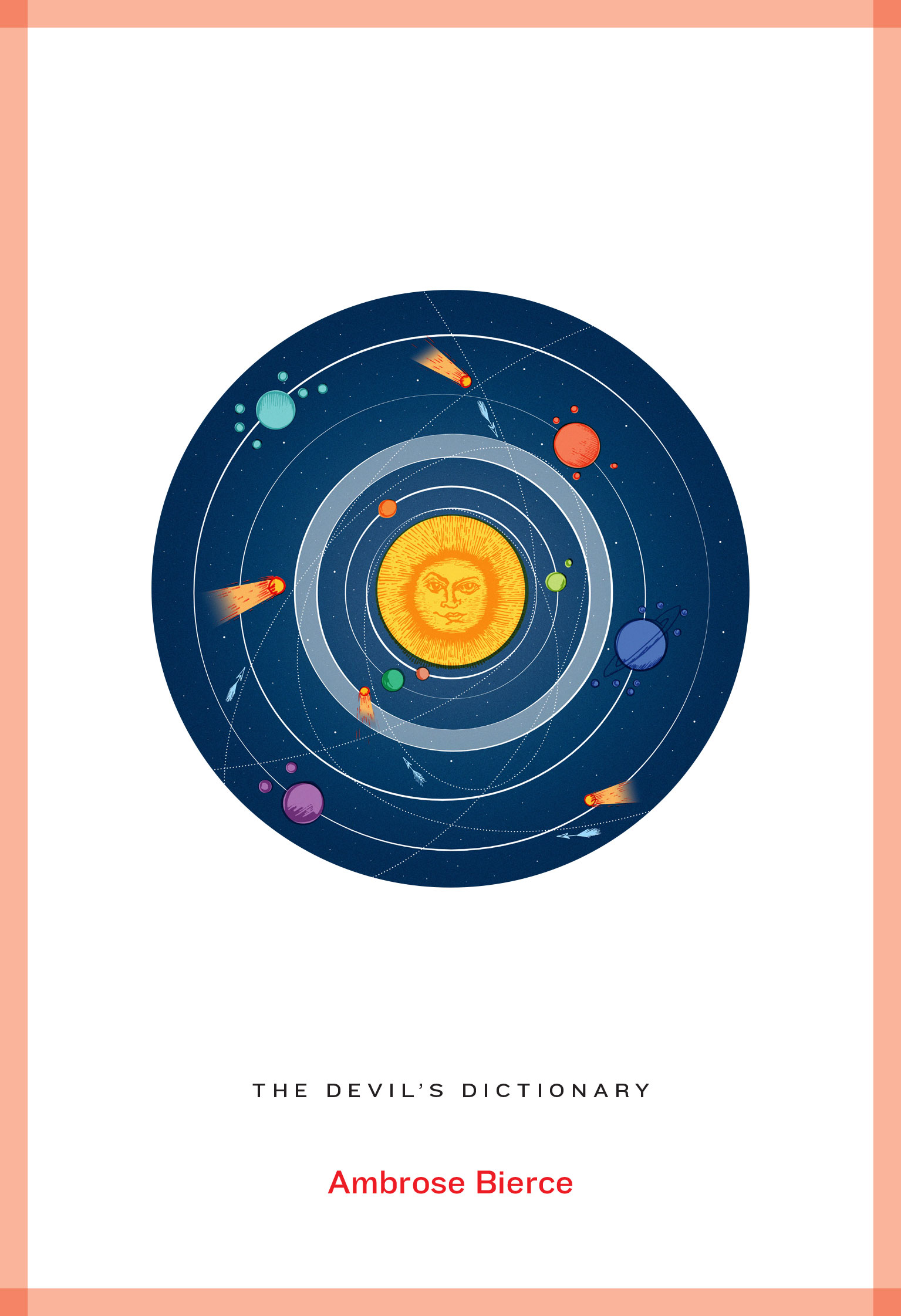 Cover image: Roads Classics – The Devil's Dictionary