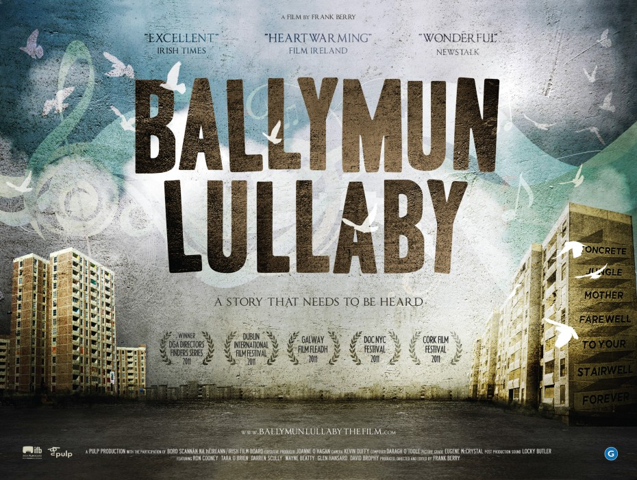 Cover image: Ballymun Lullaby Movie Poster