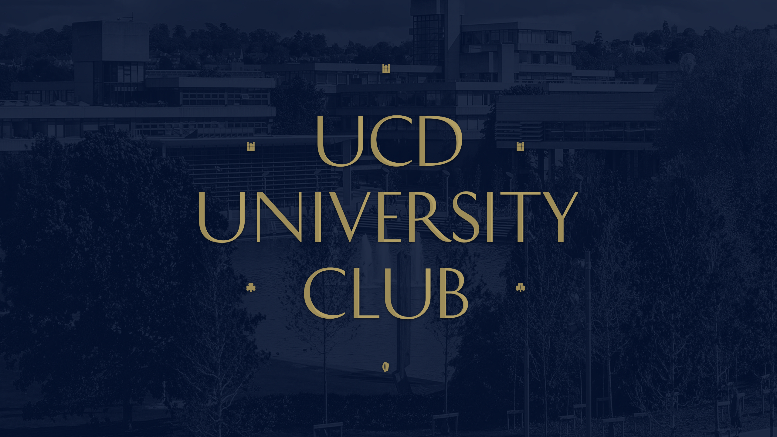 Cover image: UCD University Club