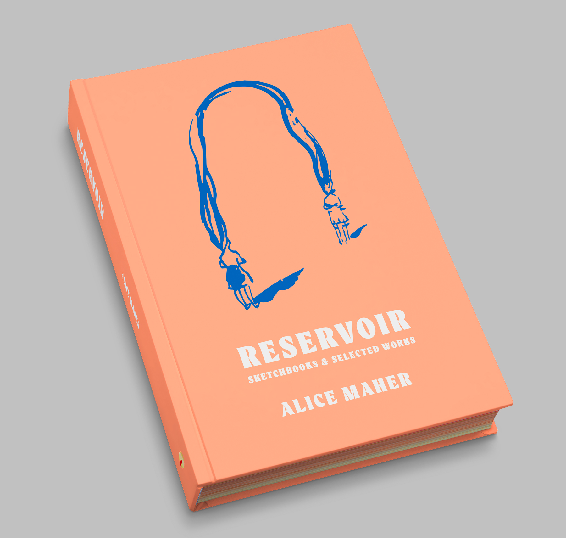 Cover image: Reservoir: Sketchbooks & Selected Works (2014)