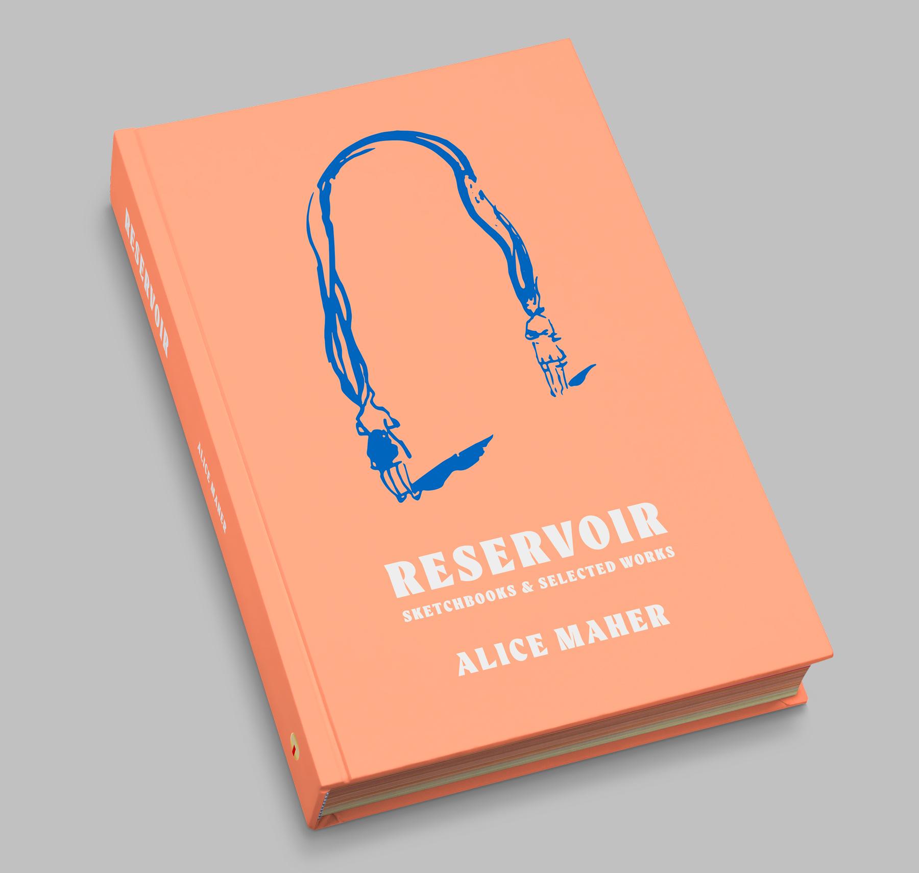 Cover image: Reservoir: Sketchbooks & Selected Works (2014)
