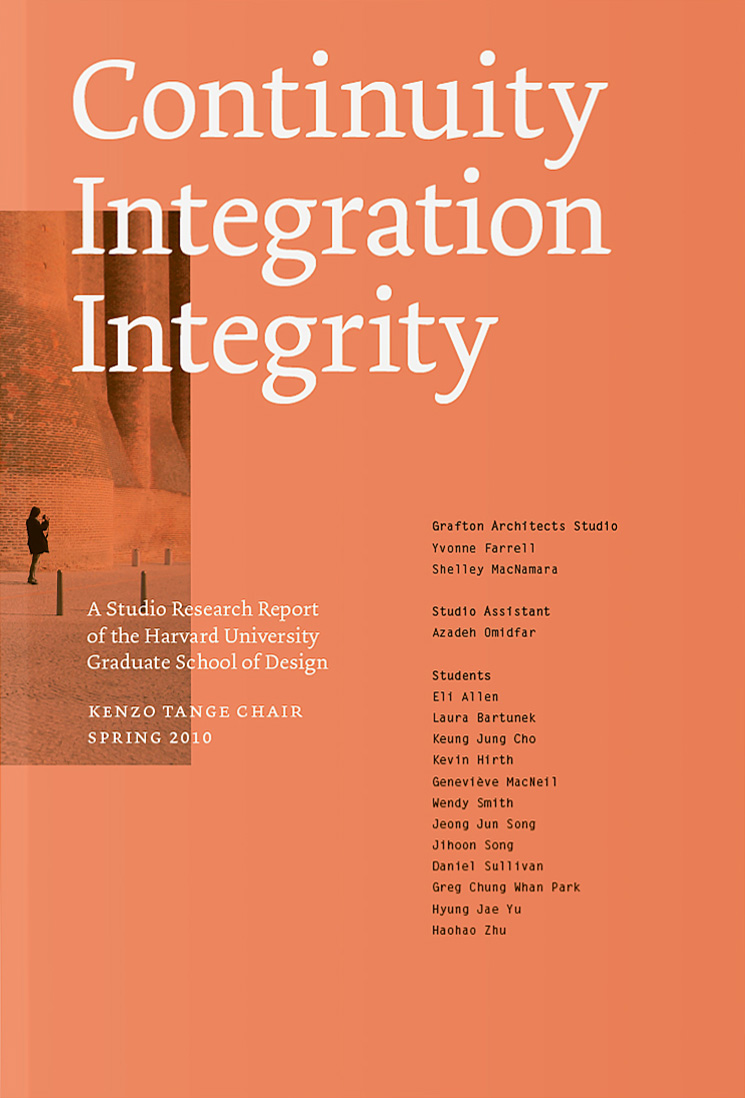 Cover image: Continuity Integration Integrity (2010)