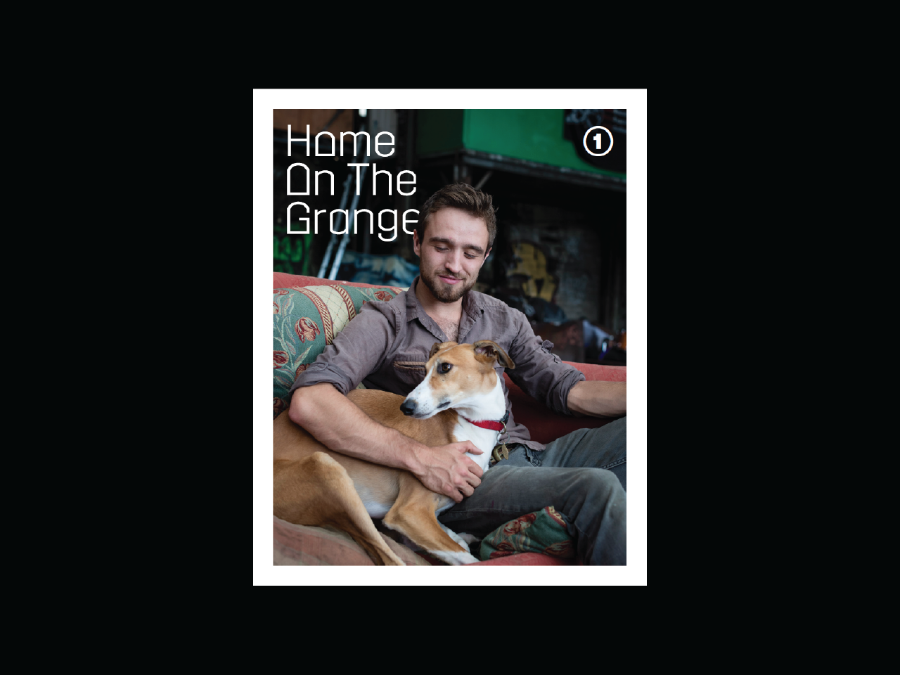 Cover image: Home on the Grange