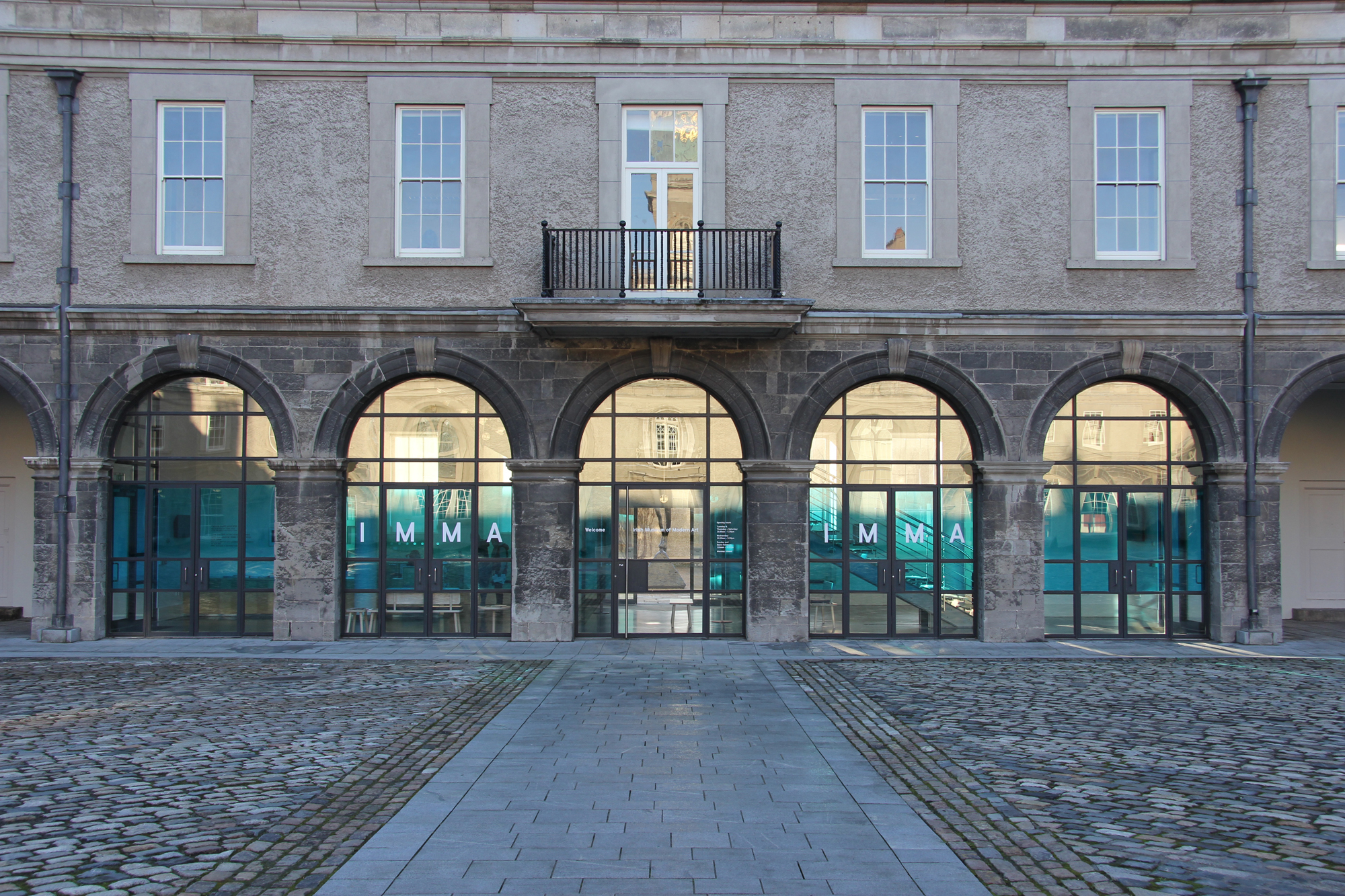 Cover image: Irish Museum of Modern Art wayfinding system and associated signage (2013)