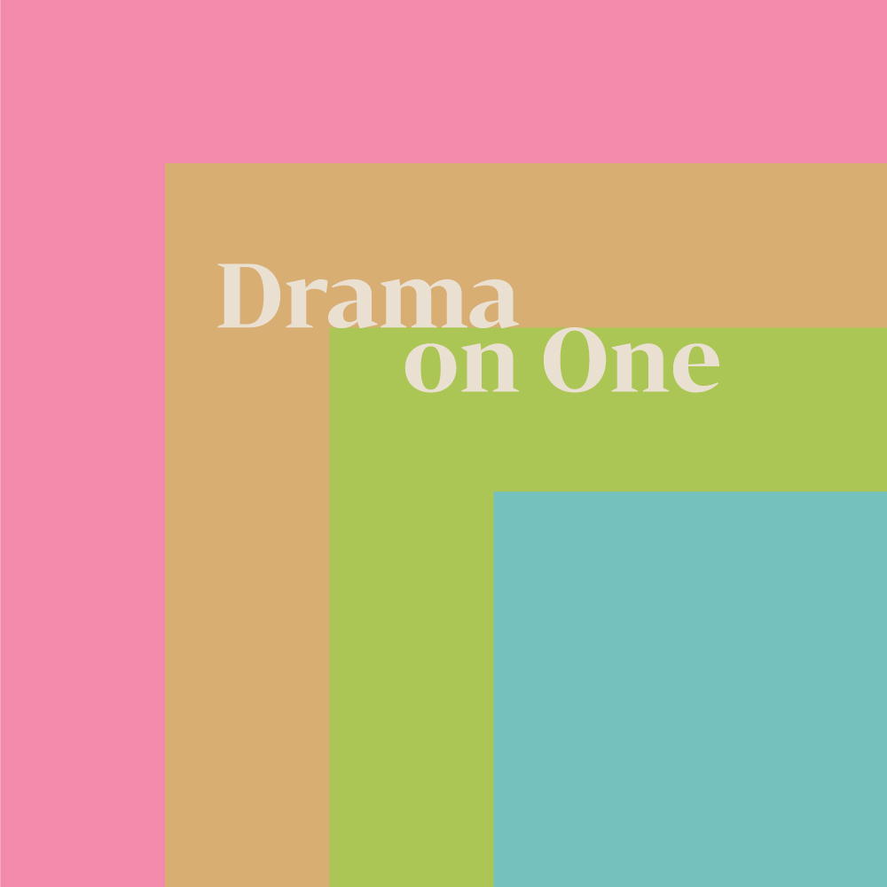 Cover image: Drama On One Brand Identity