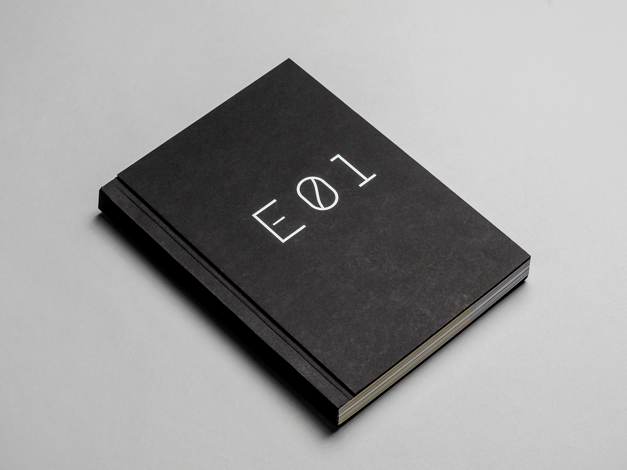 Cover image: E01 Process Book