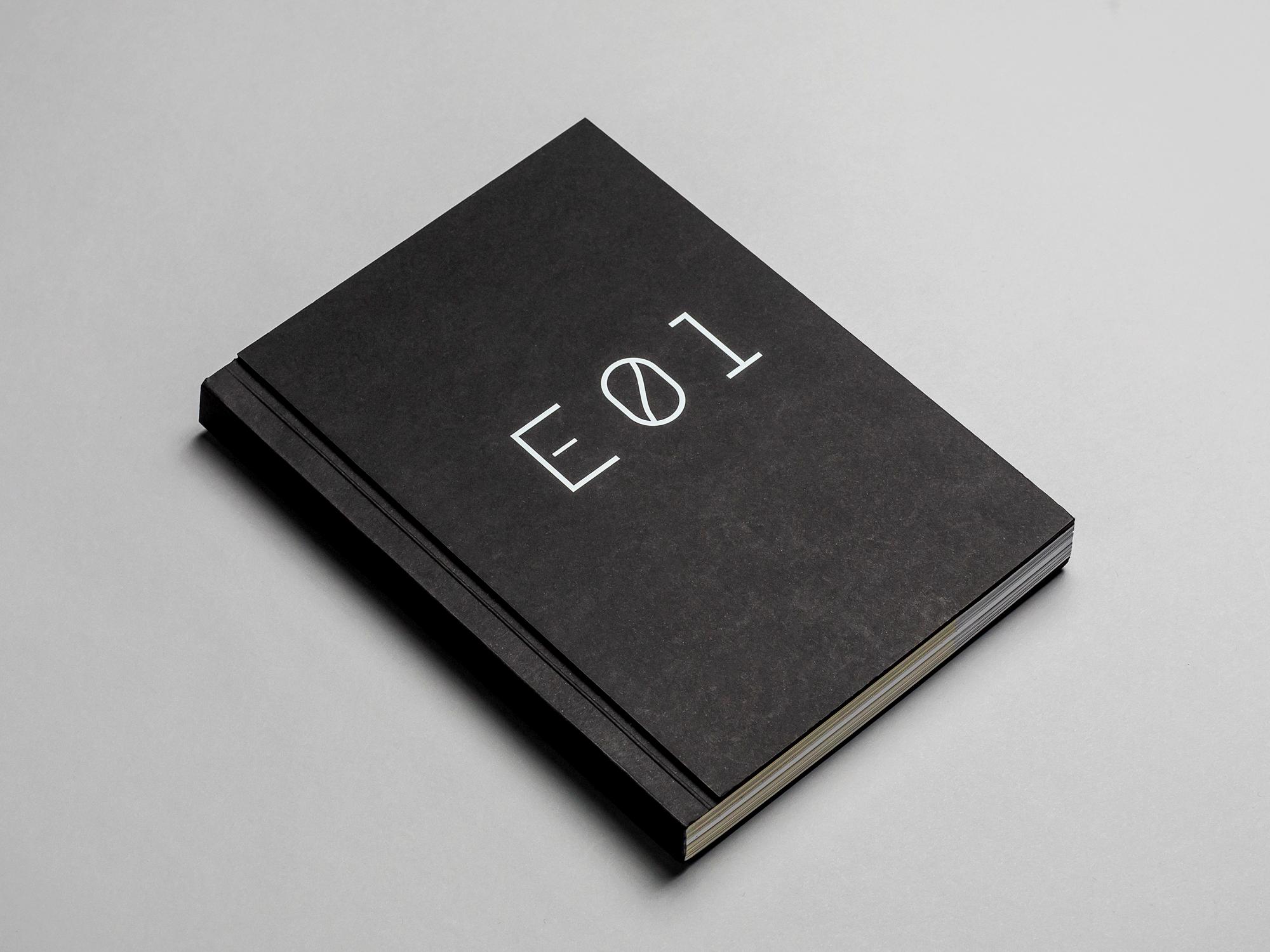 Cover image: E01 Process Book