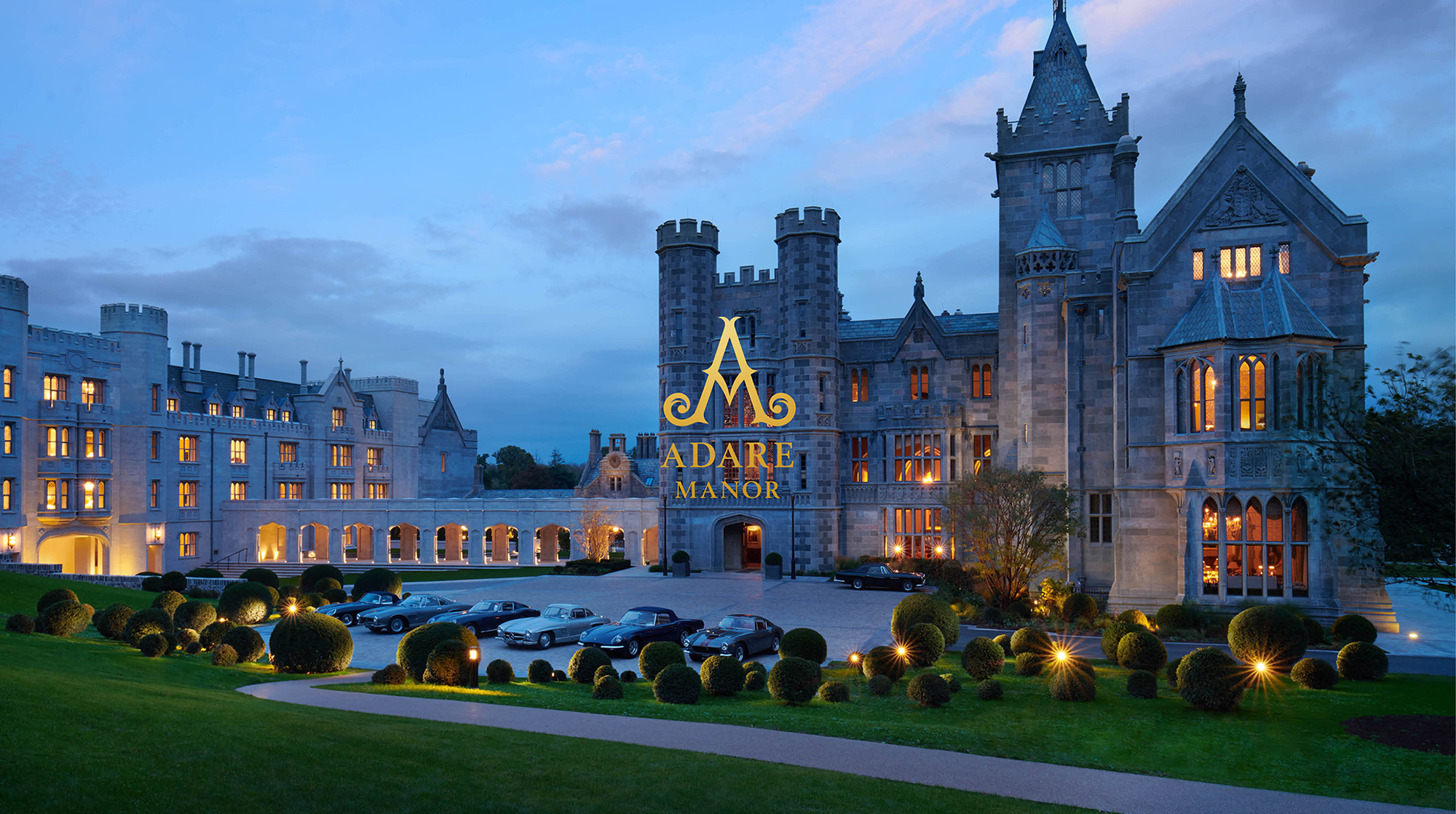 Cover image: Adare Manor