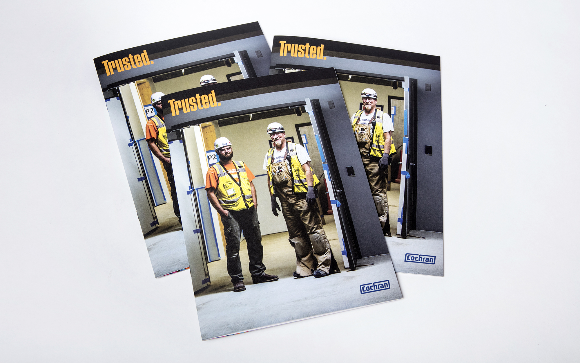 Cover image: Cochran Trusted Brochure