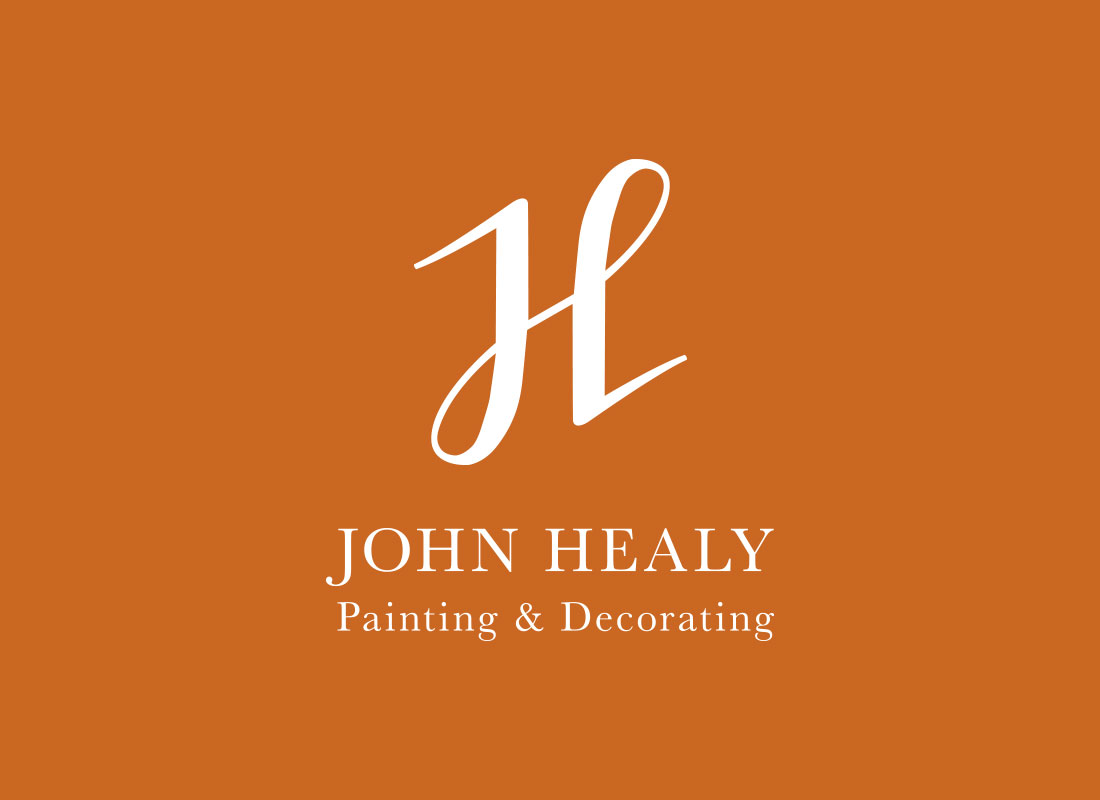 Cover image: John Healy Decorating Identity