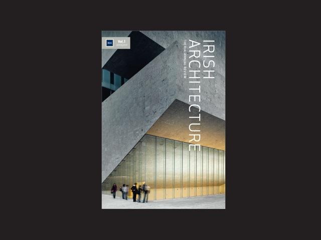 Cover image: RIAI ANNUAL REVIEW DESIGN