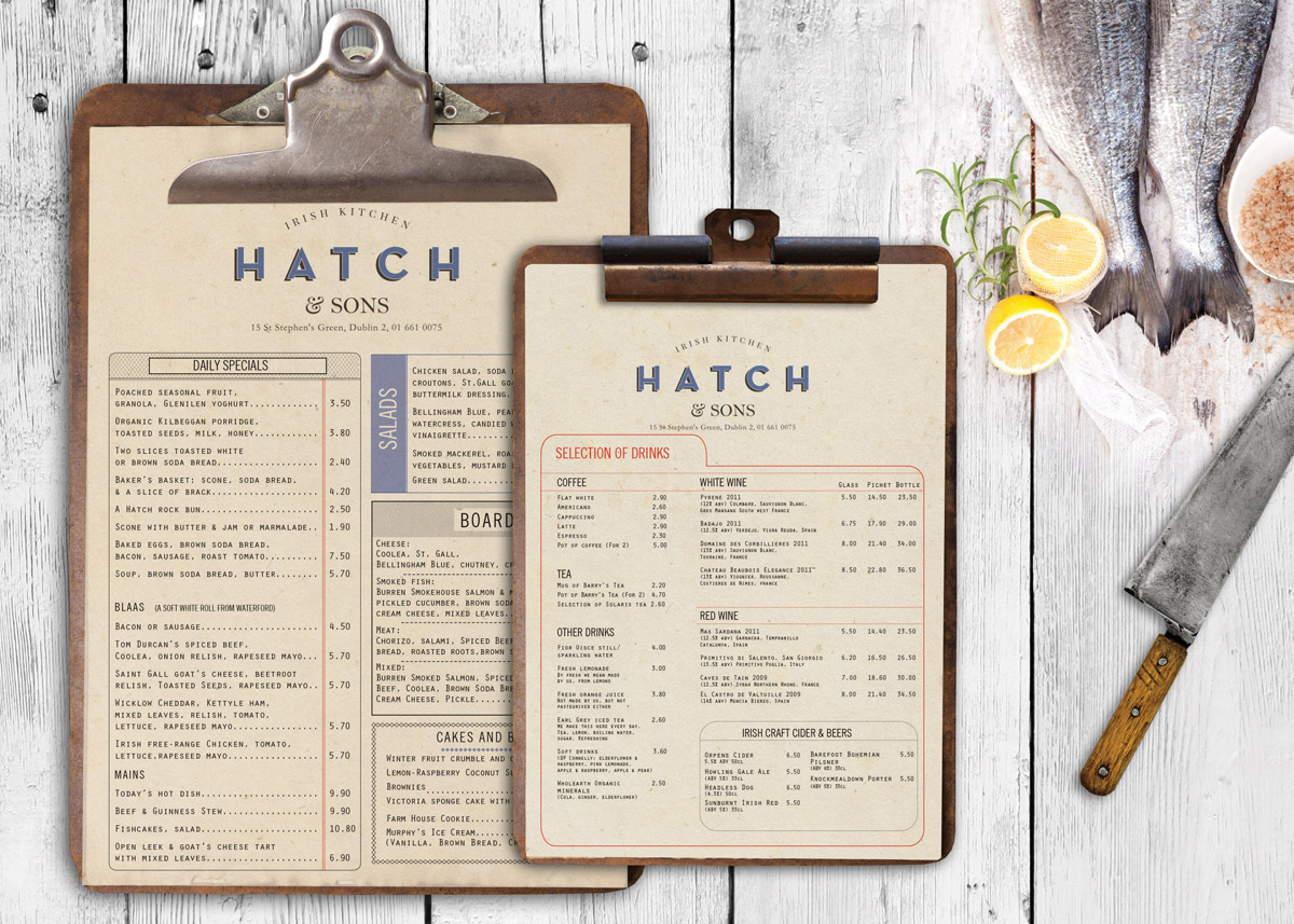 Cover image: Hatch & Sons (2015)