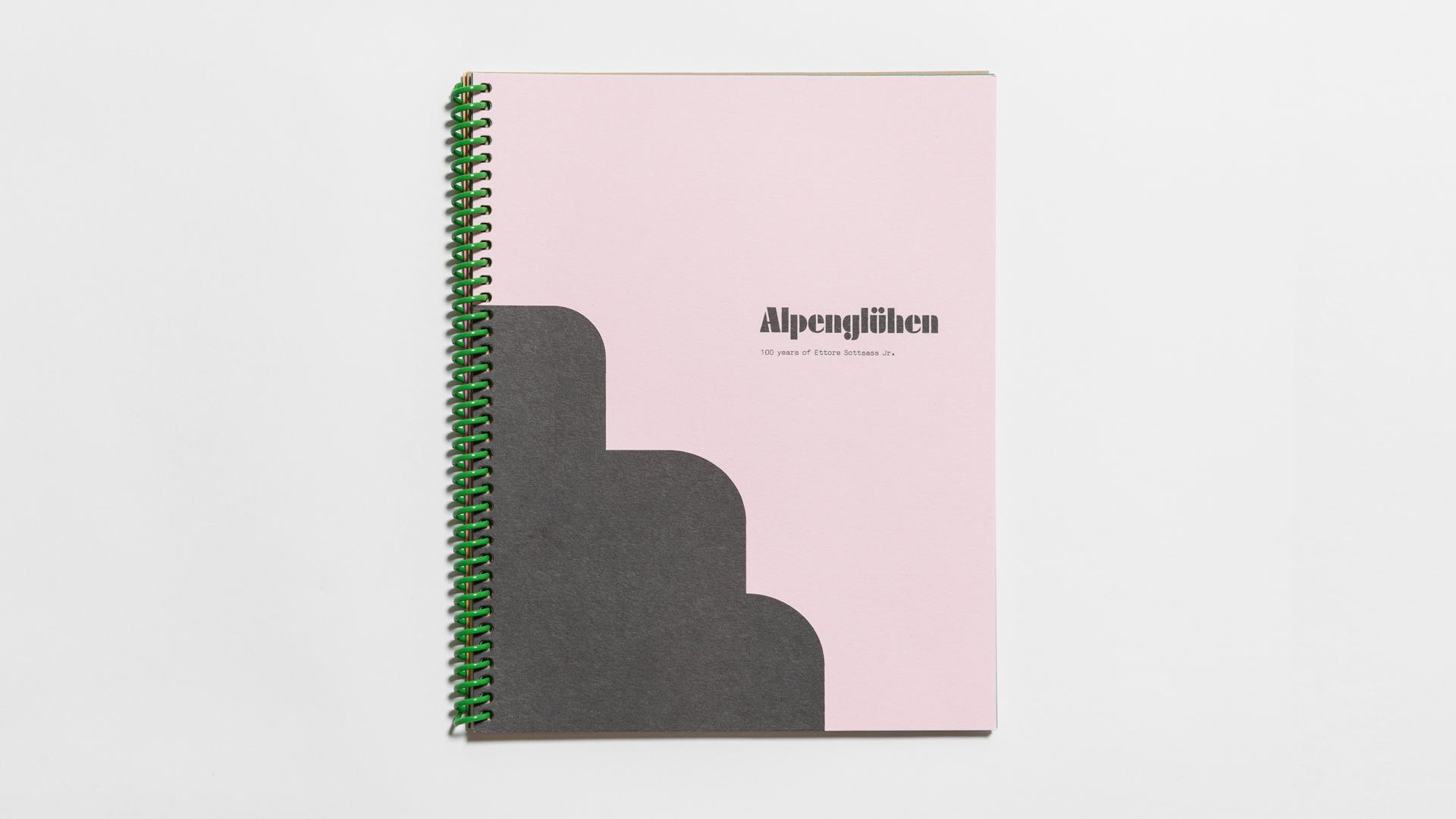 Cover image: Alpenglühen catalogue