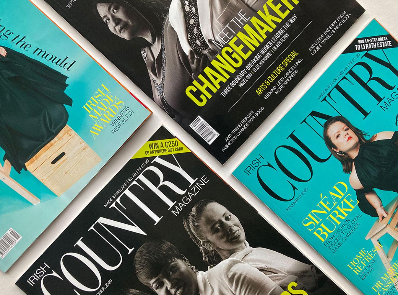 Cover image: Irish Country Magazine