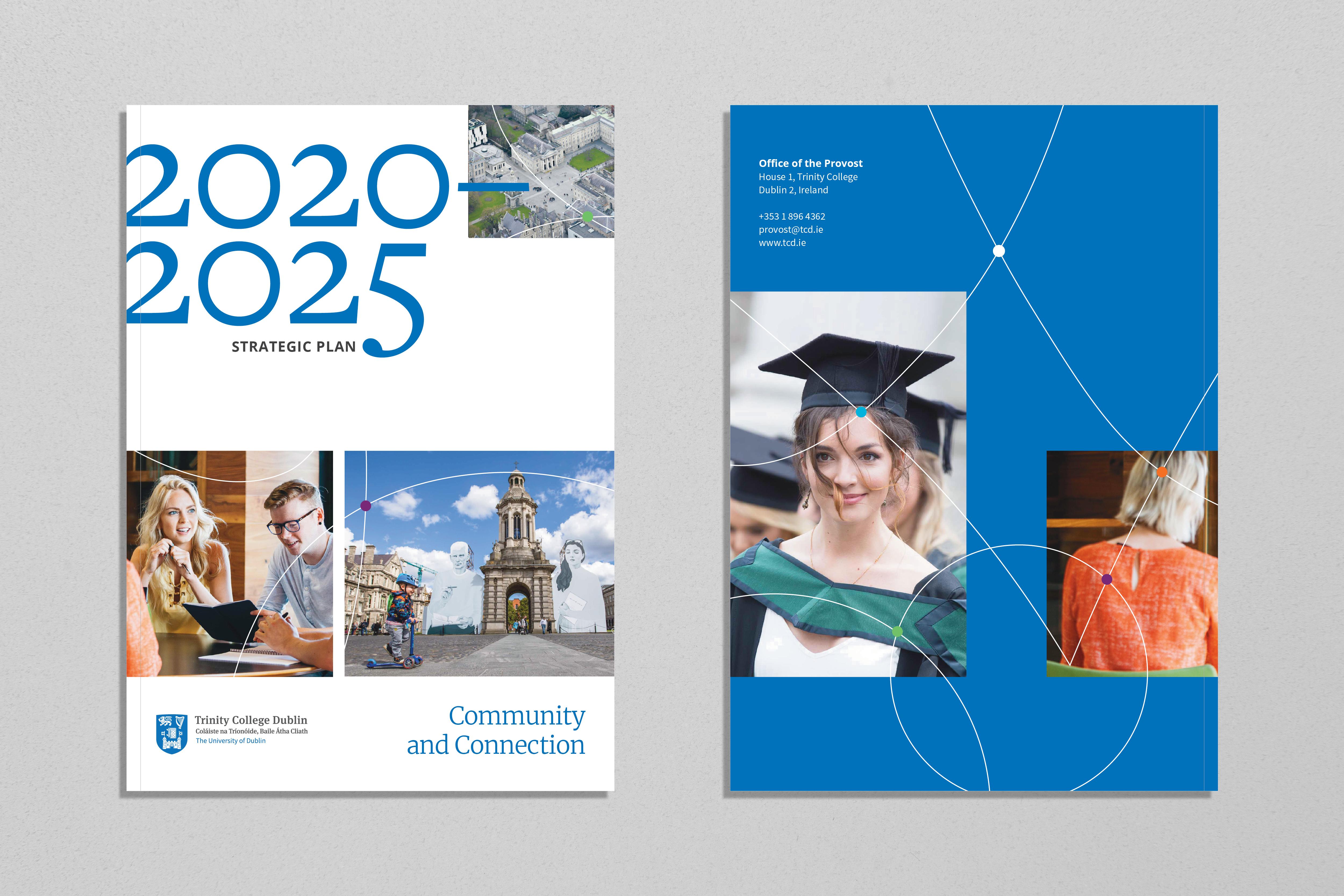Cover image: Trinity College Dublin — Strategic Plan 2020–2025