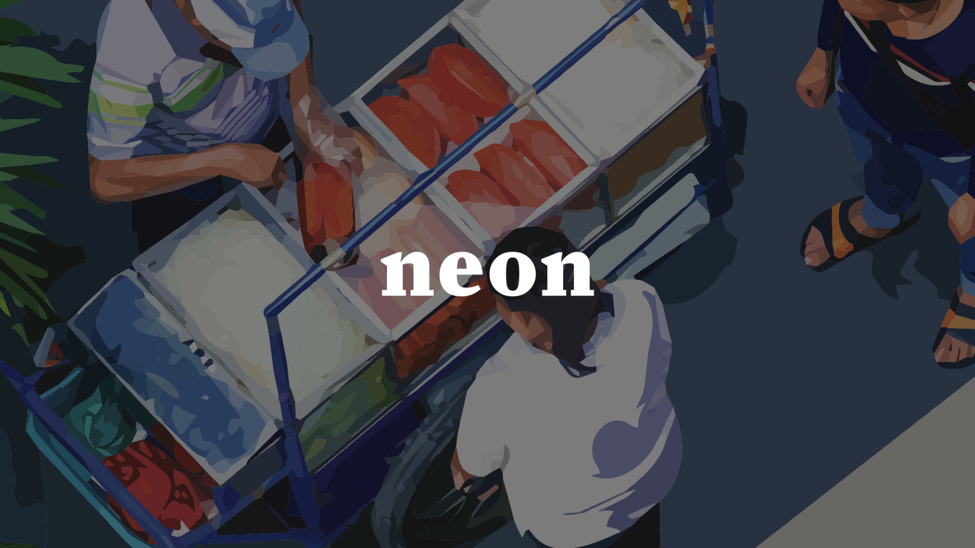 Cover image: Neon