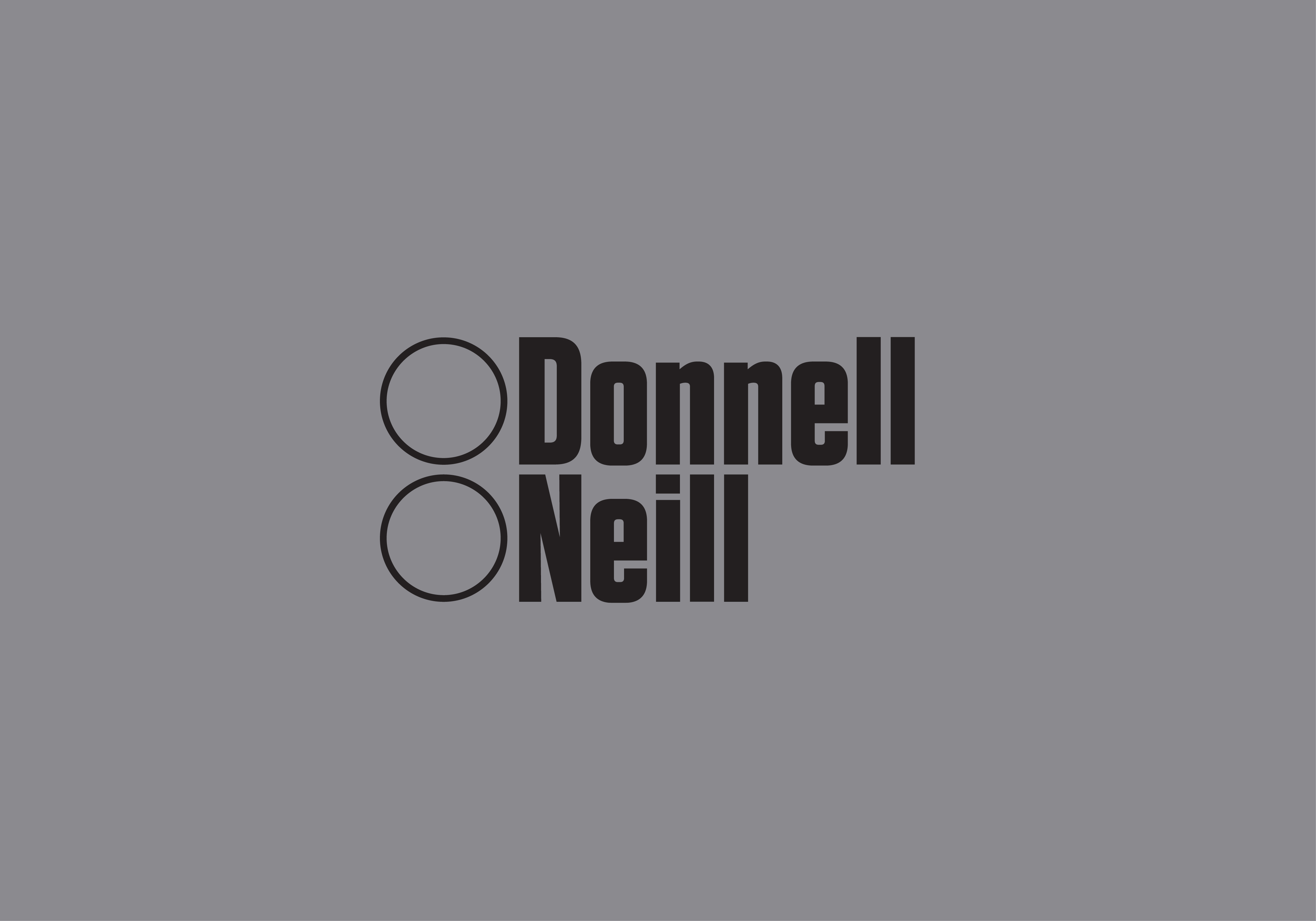 Cover image: O'Donnell O'Neill Rebrand
