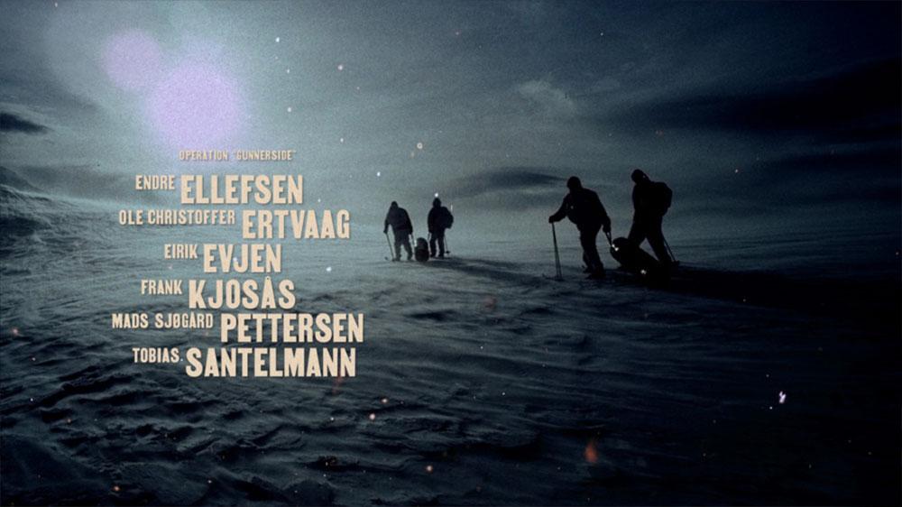 Cover image: Kampen om Tungtvannet (2014)