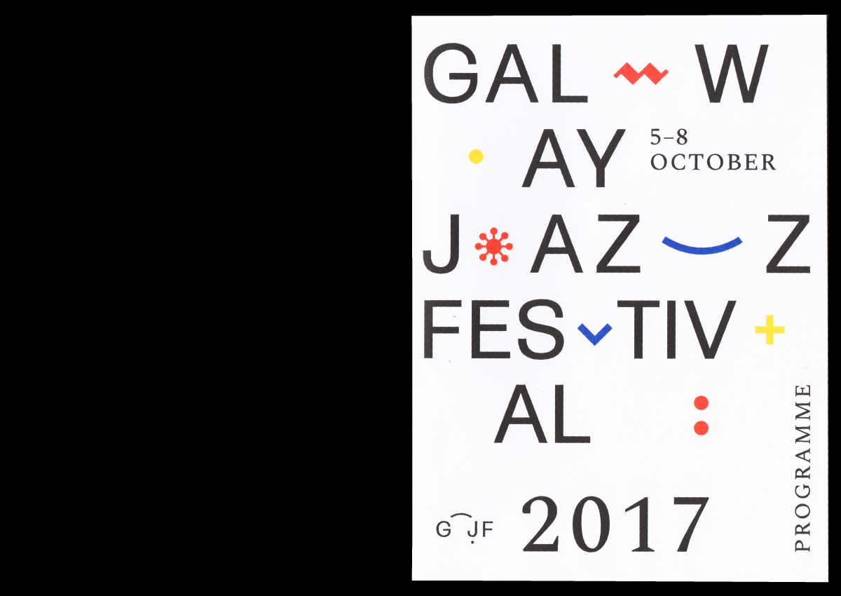 Cover image: Galway Jazz Festival