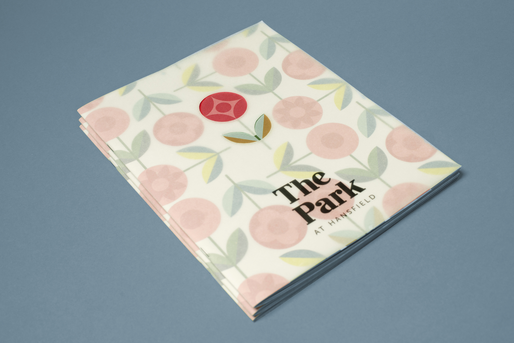 Cover image: Park at Hansfield - Brochure & Illustration