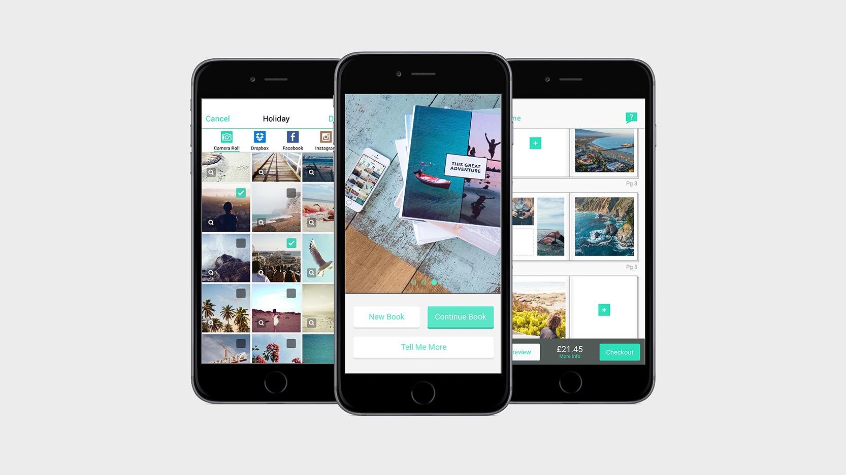 Cover image: Printastic App UI (2015)