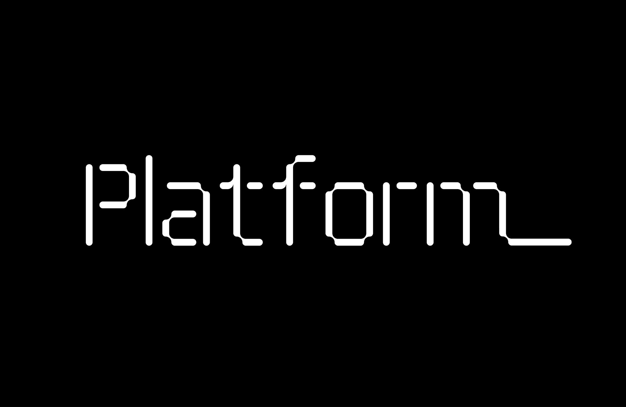 Cover image: Platform
