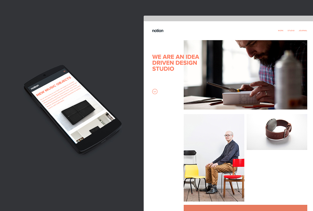 Cover image: Notion Website