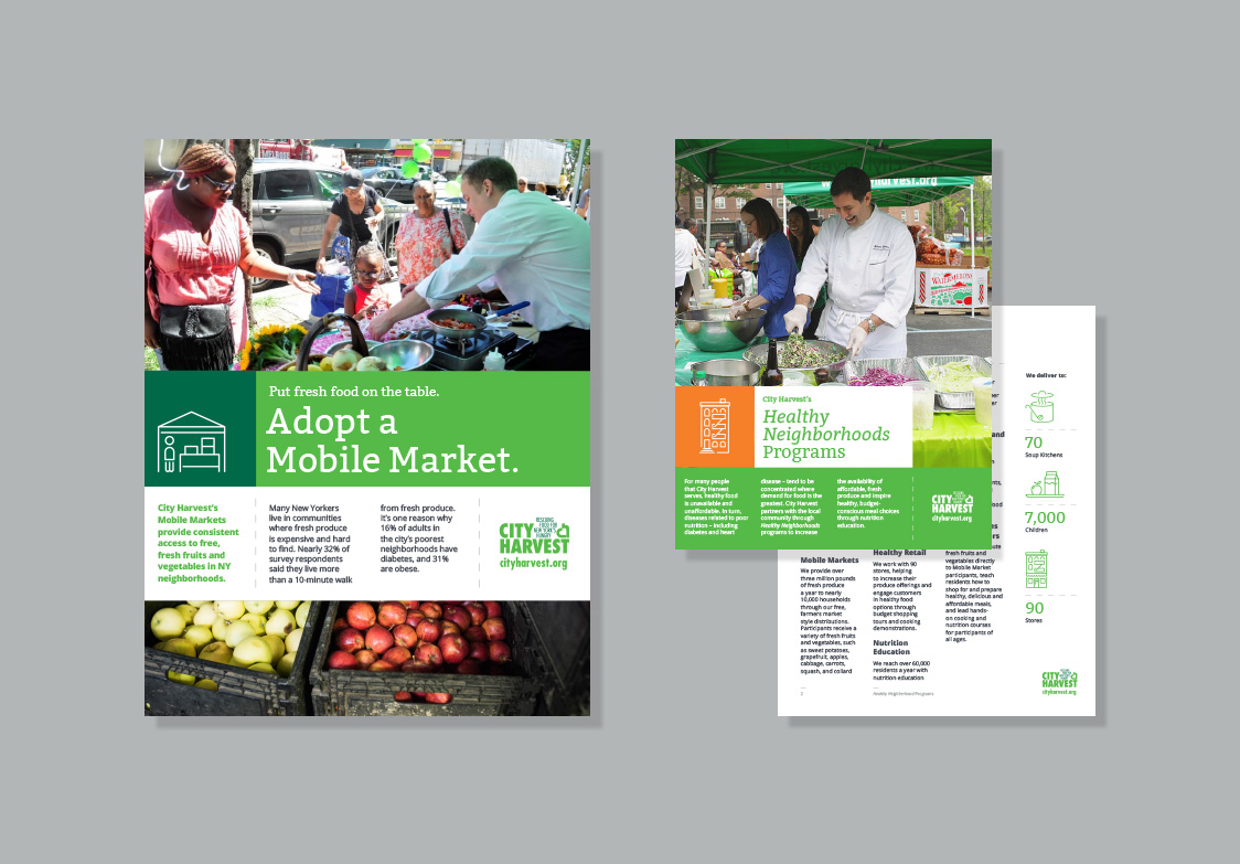 Cover image: City Harvest Refresh