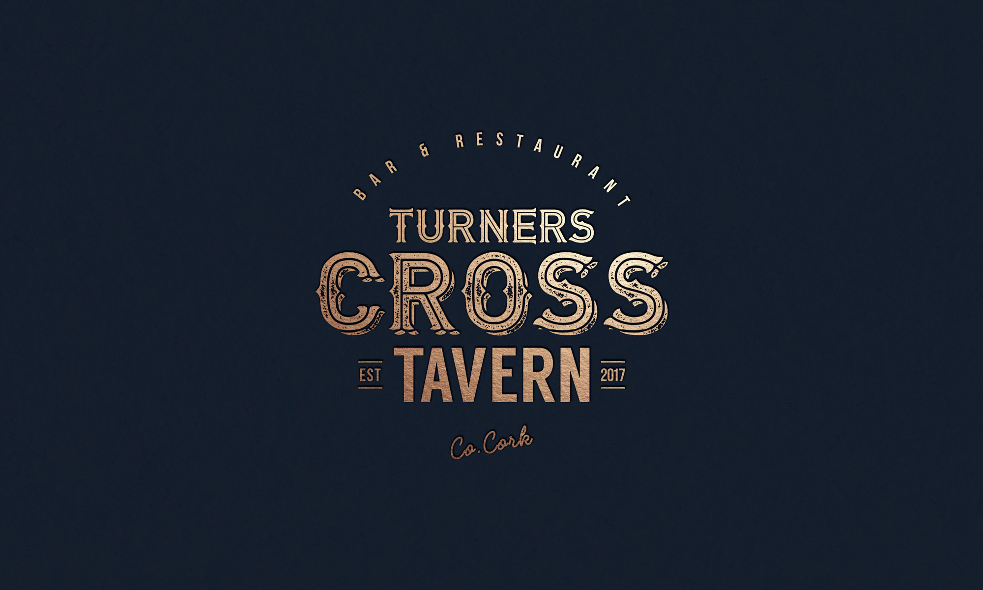 Cover image: Turner's Cross Tavern