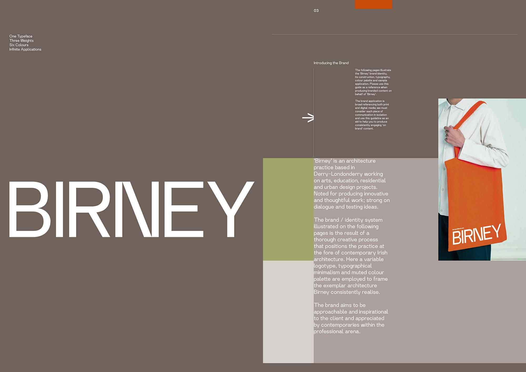 Cover image: Birney - Brand Refresh