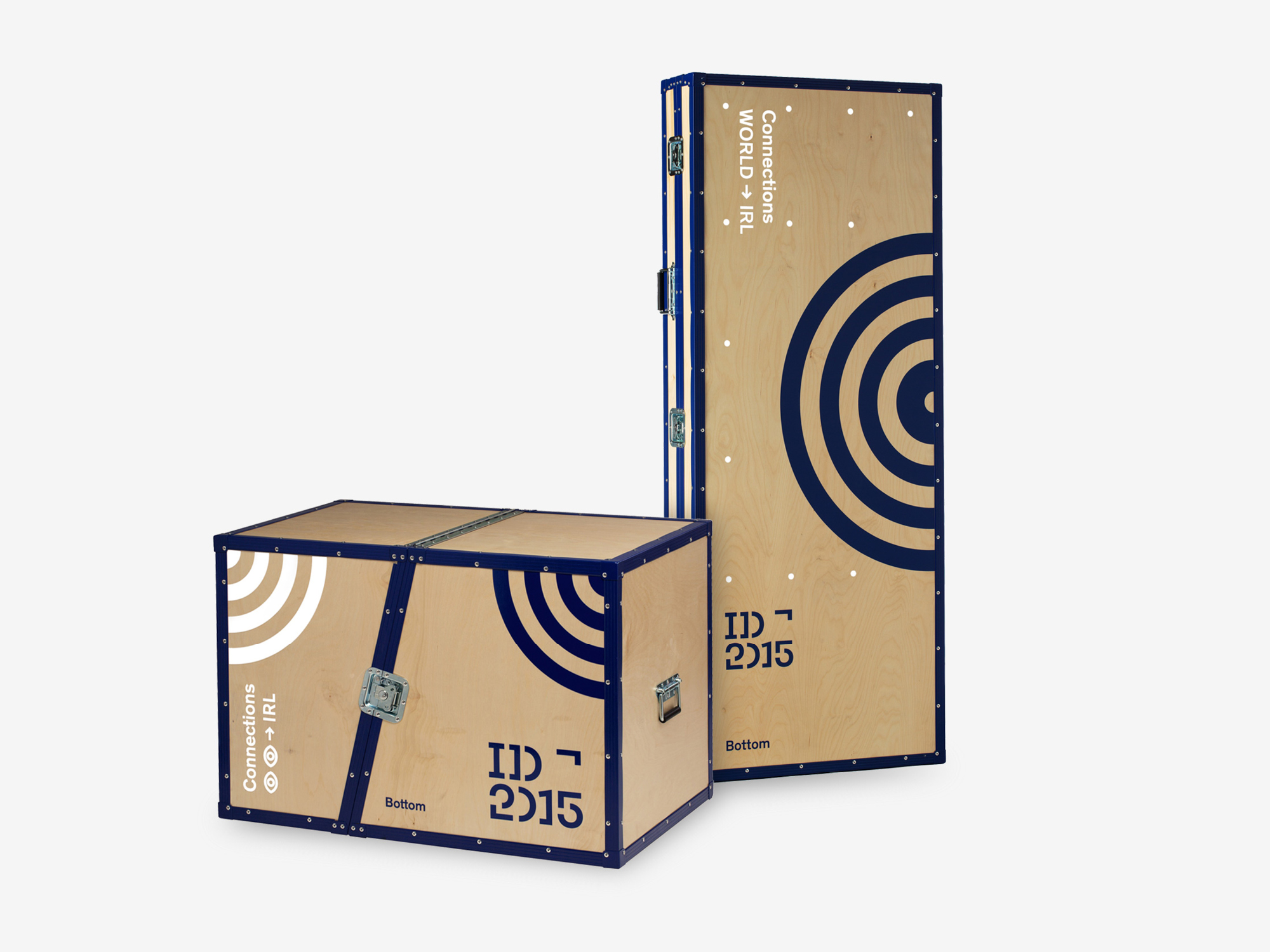 Cover image: ID15 Travelling Exhibition