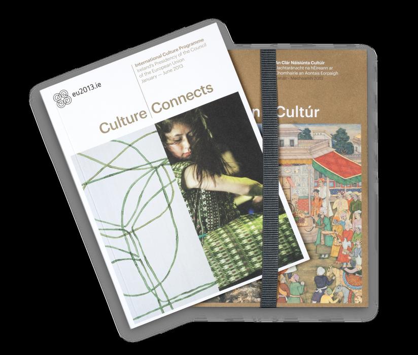 Cover image: EU2013 Cultural Programme
