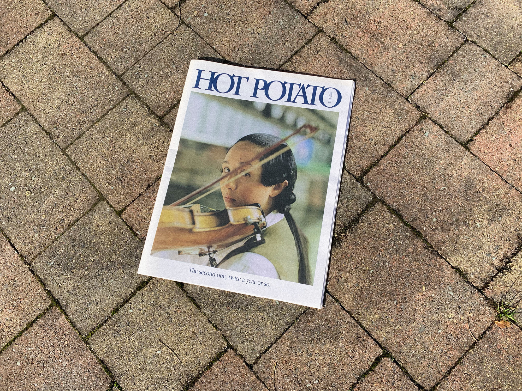 Cover image: Hot Potato Issue 002
