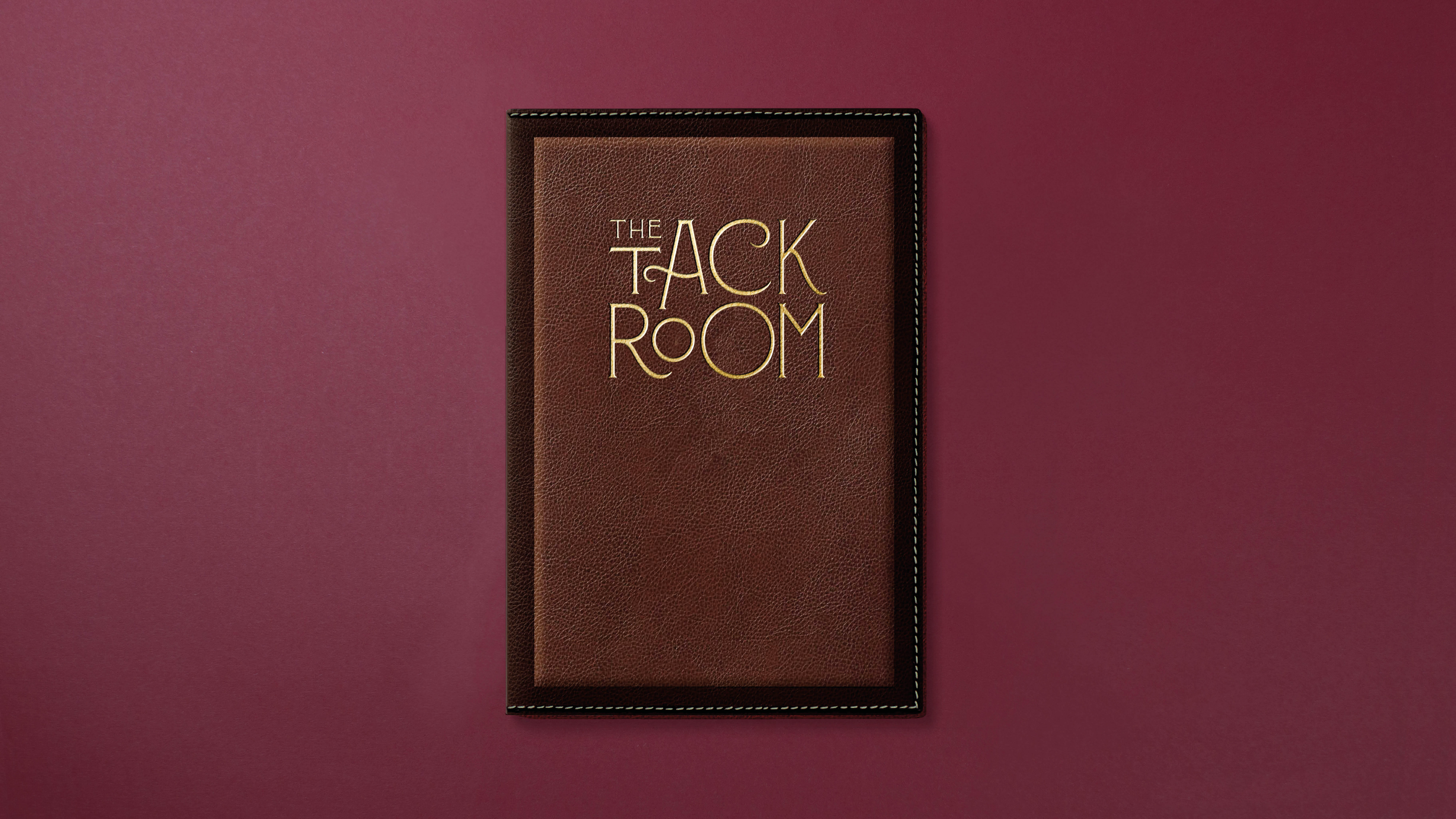 Cover image: The Tack Room