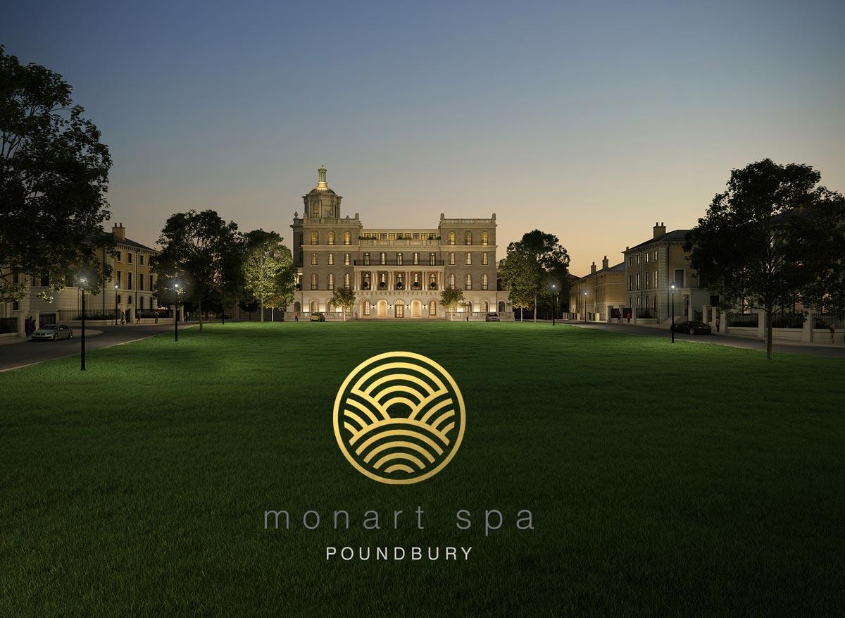 Cover image: Monart Poundbury Branding