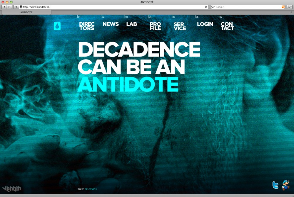 Cover image: Antidote
