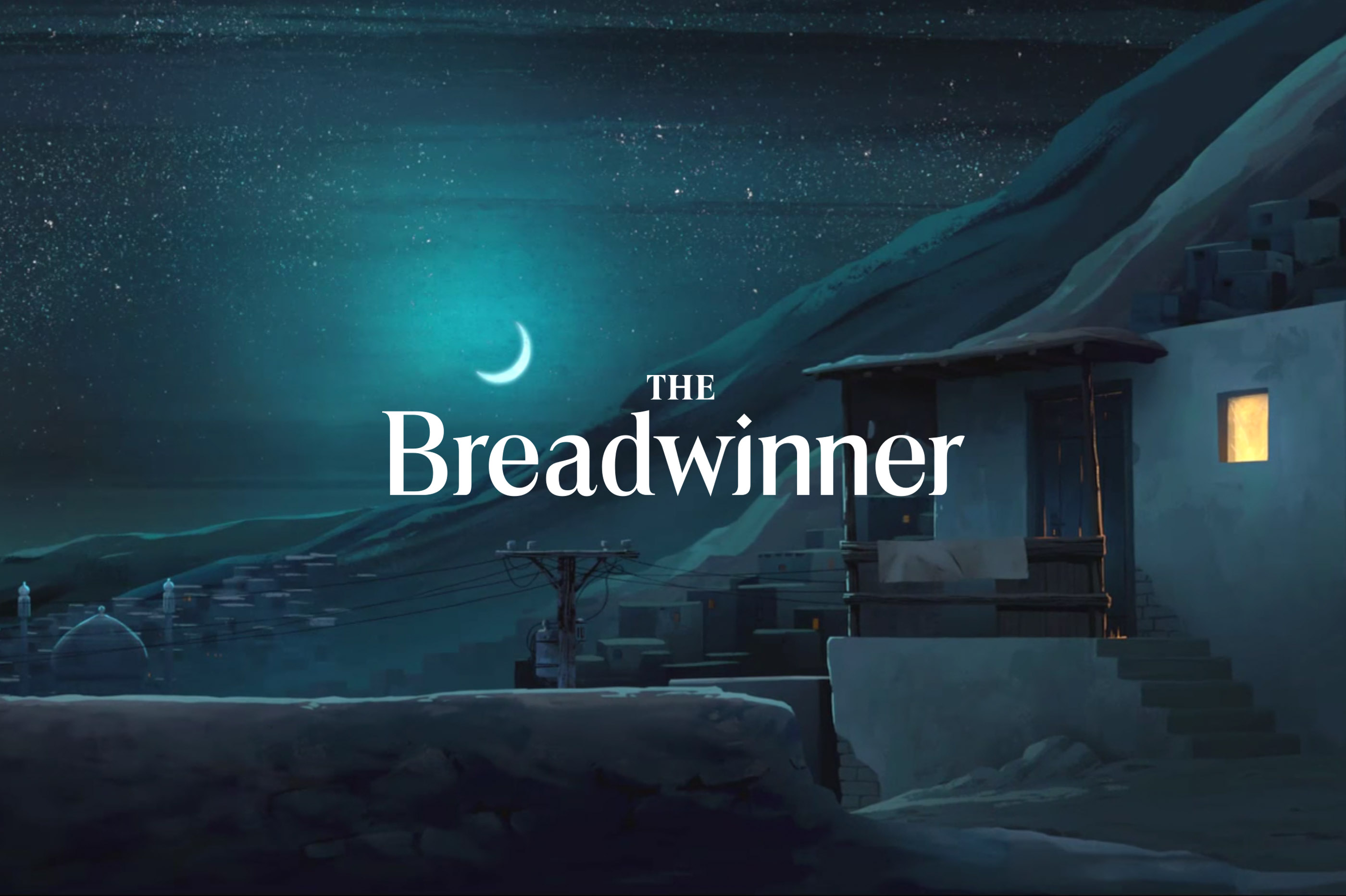 Cover image: The Breadwinner