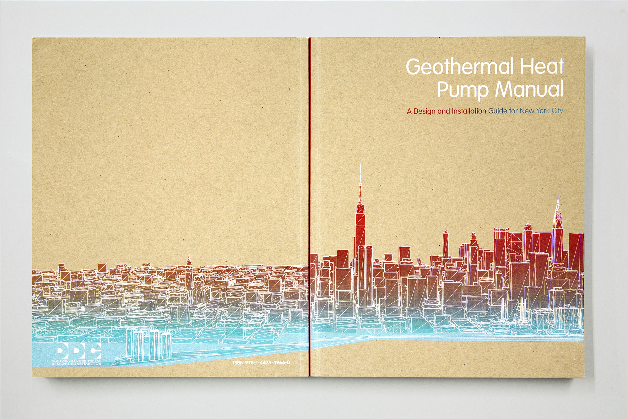 Cover image: DDC Geothermal Heat Pump Manual