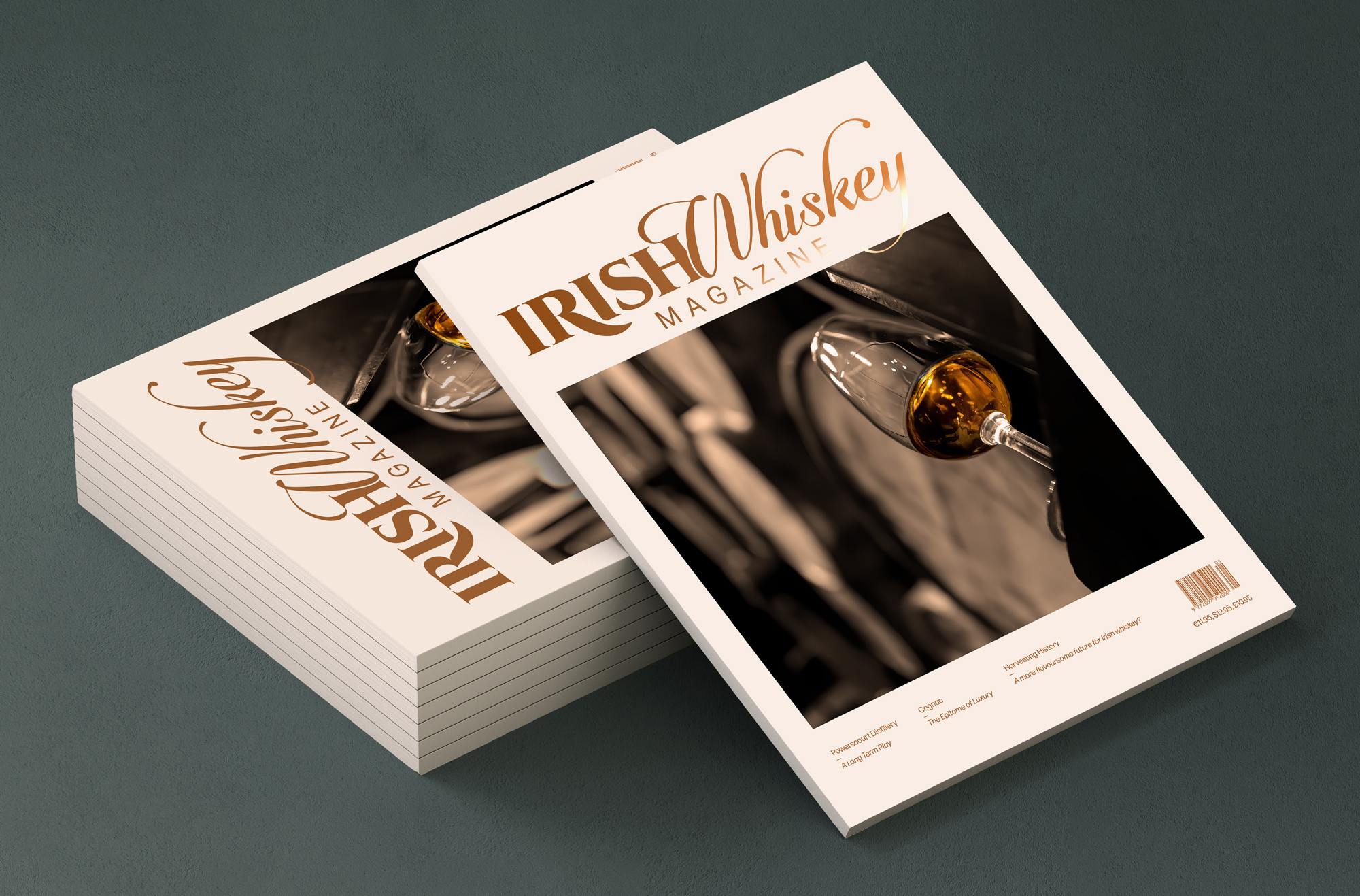Cover image: Irish Whiskey Magazine