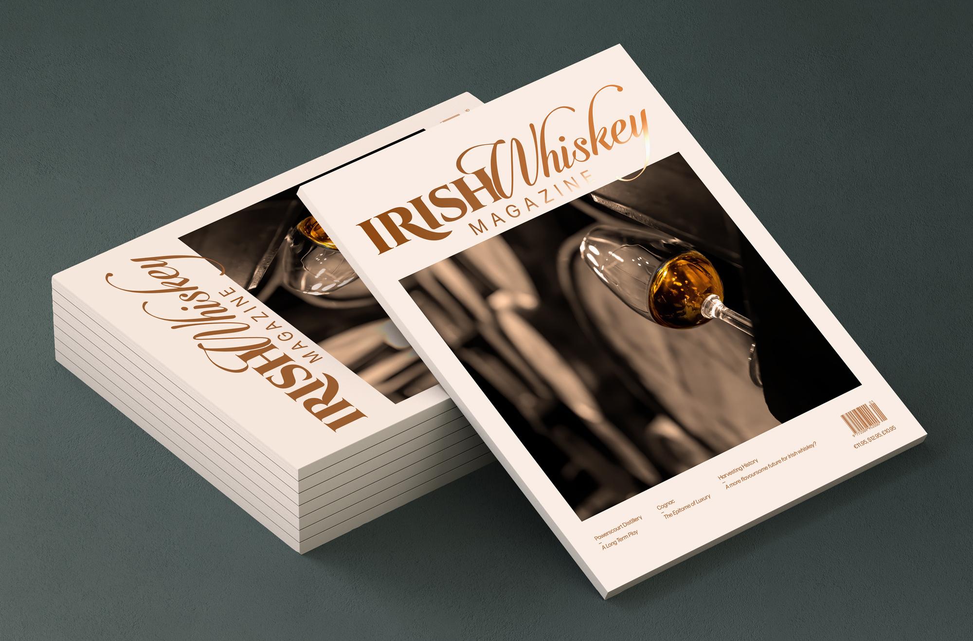 Cover image: Irish Whiskey Magazine