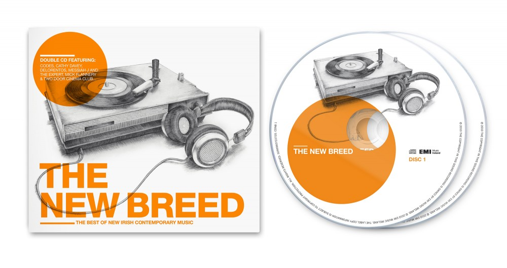 Cover image: The New Breed