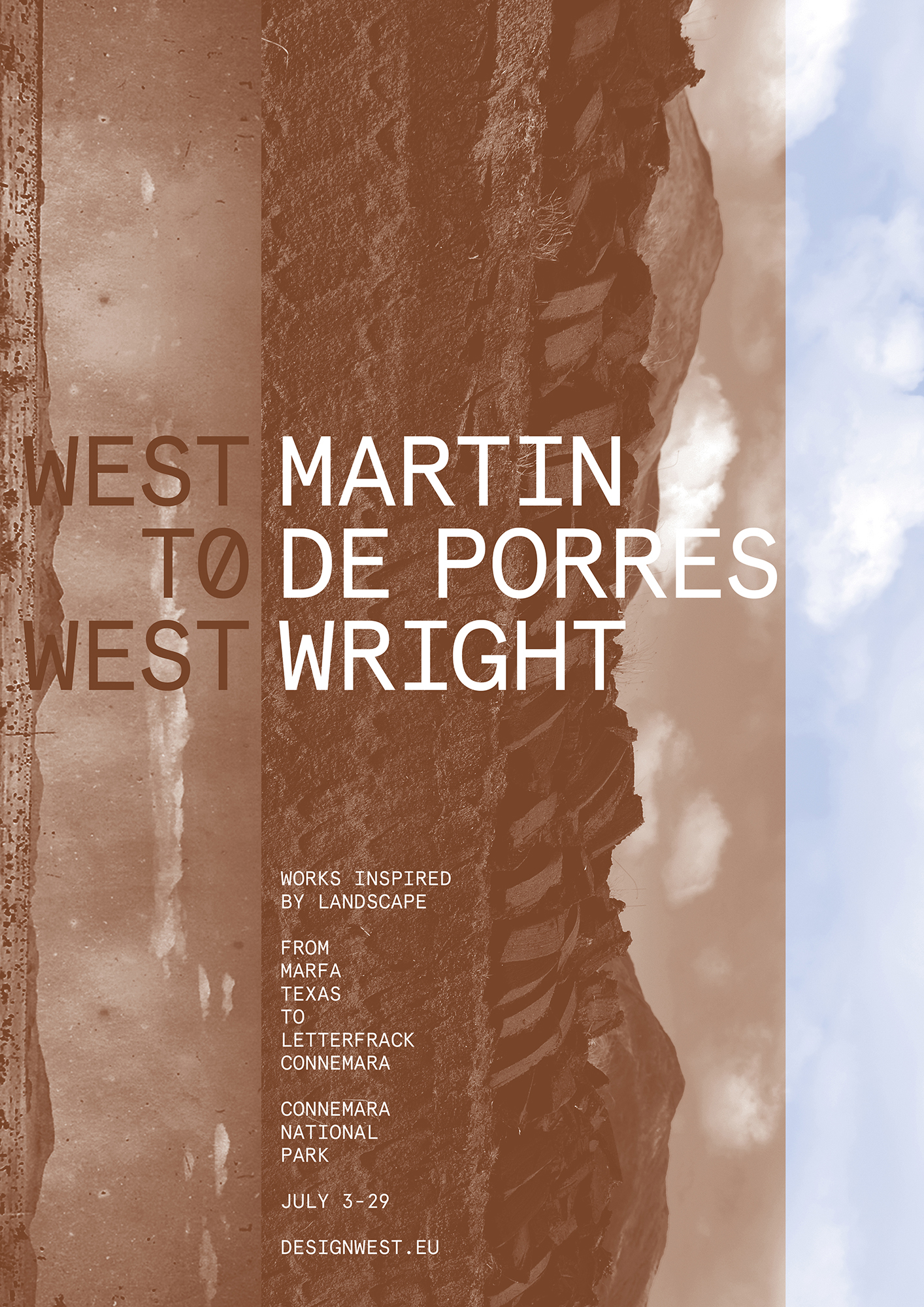 Cover image: West to West